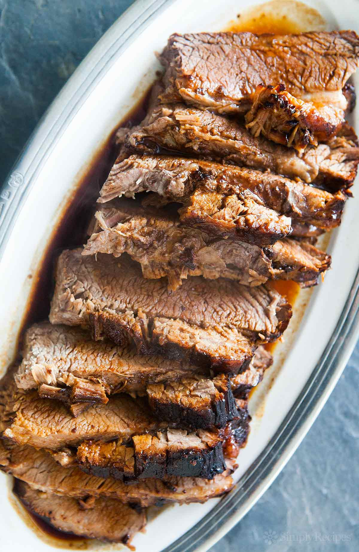 Beef Brisket Recipe  Easy Beef Brisket Recipe