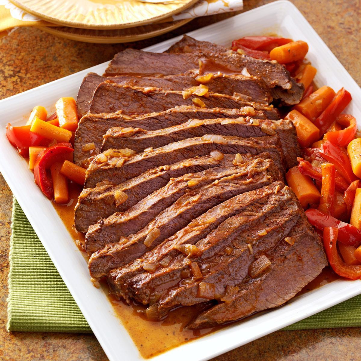 Beef Brisket Recipe  Southwestern Beef Brisket Recipe