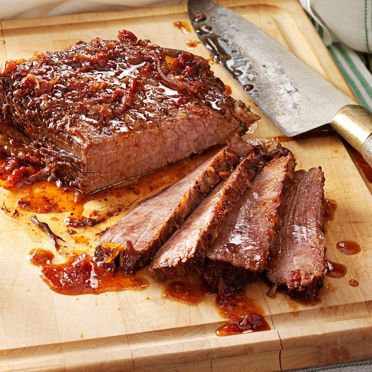 Beef Brisket Recipe  Sweet and Savory Brisket Recipe