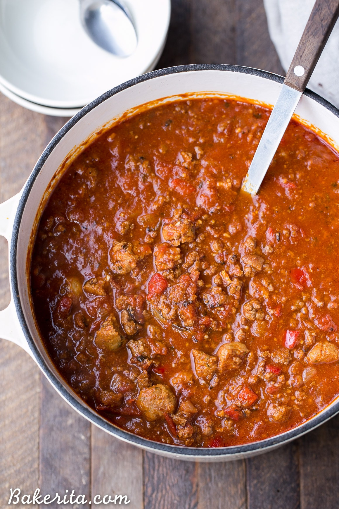 Beef Chili Recipe  best beef chili recipe