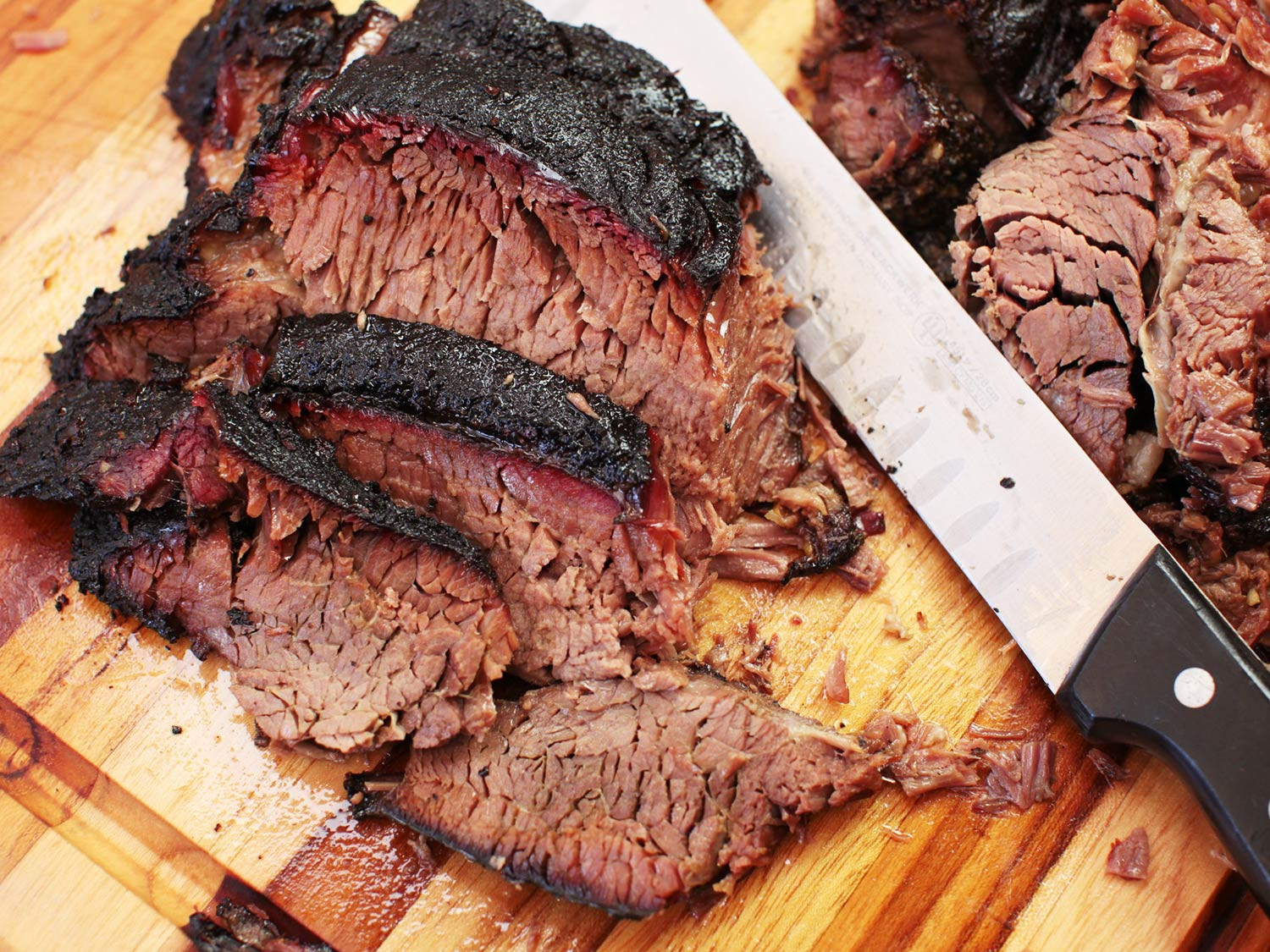 Beef Chuck Recipes  Barbecue Smoked Beef Chuck Recipe