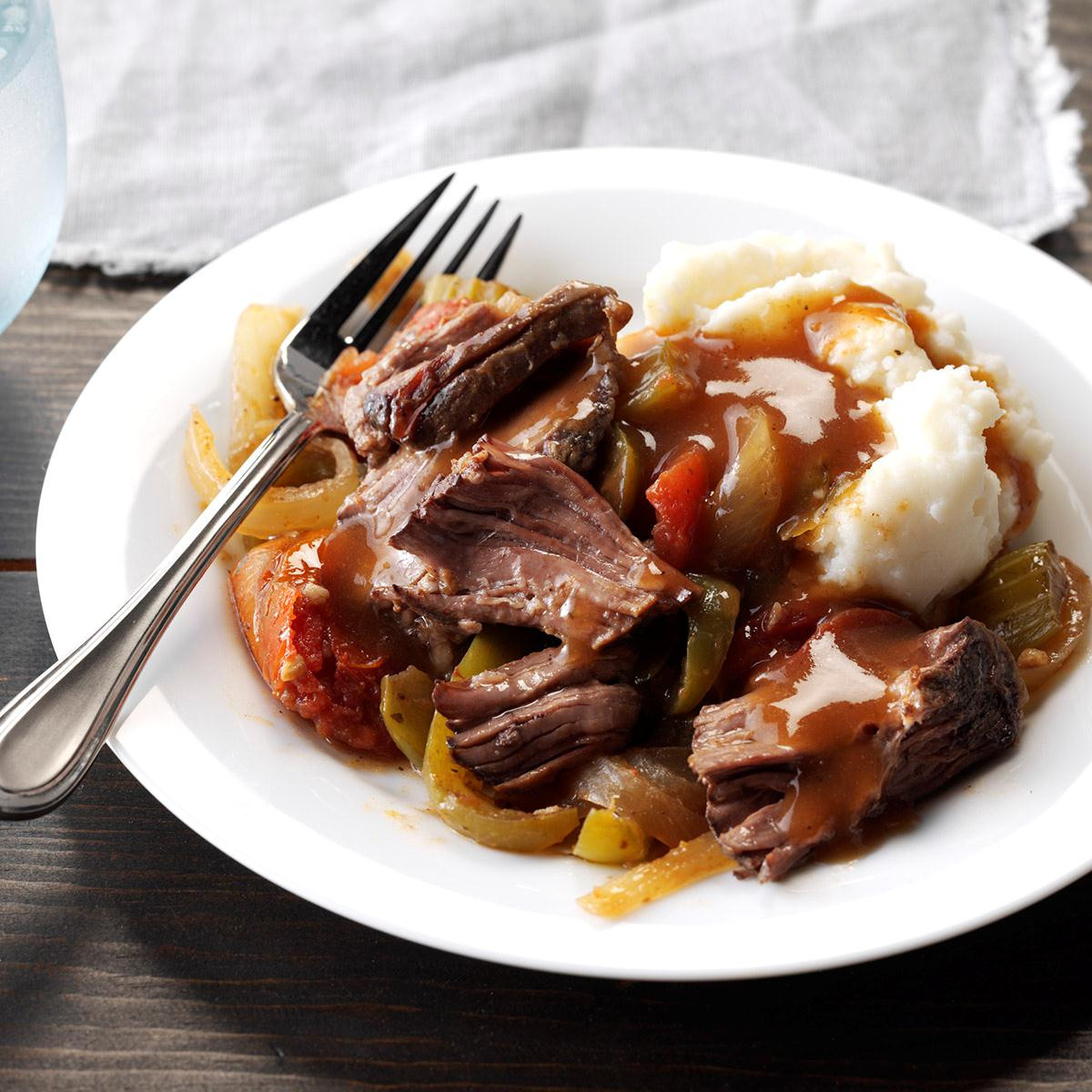 Beef Chuck Recipes  Melt in Your Mouth Chuck Roast Recipe