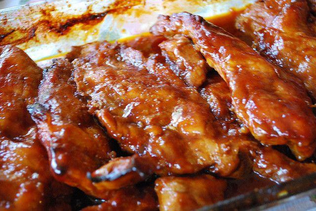 Beef Chuck Riblets  Best 25 Pork riblets recipe ideas on Pinterest