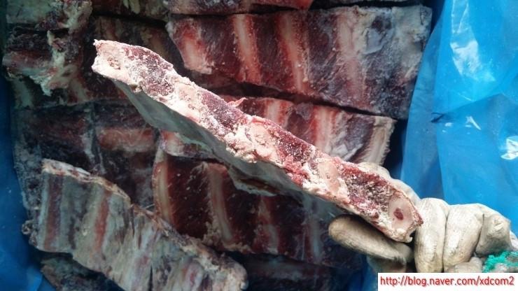 Beef Chuck Riblets  Swift beef chuck riblets 628 소 척 리블렛 척 빽립 BBQ