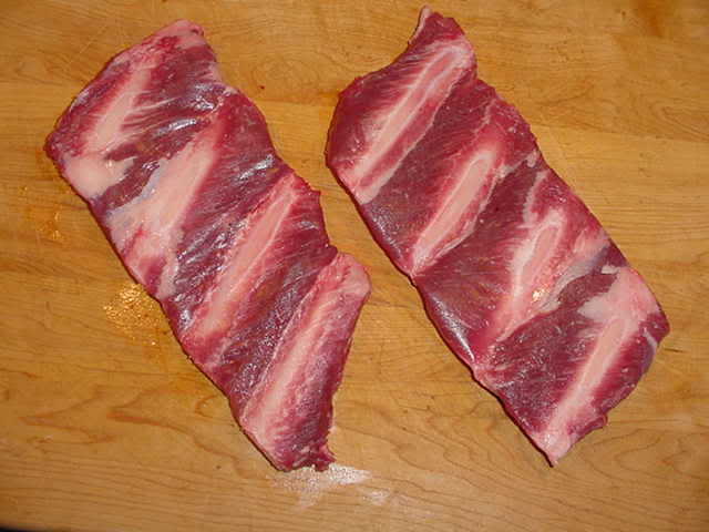 Beef Chuck Riblets  Where to Beef Ribs — Big Green Egg EGGhead Forum