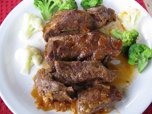 Beef Chuck Riblets  boneless short ribs slow cooker