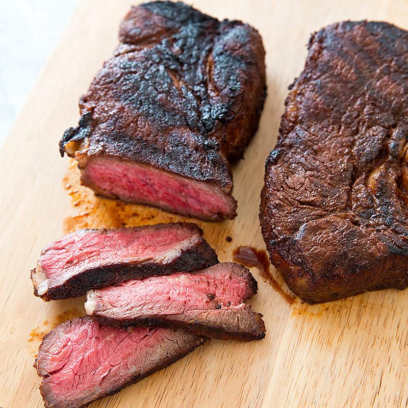 Beef Chuck Steak Recipes  Grilled Chuck Steaks