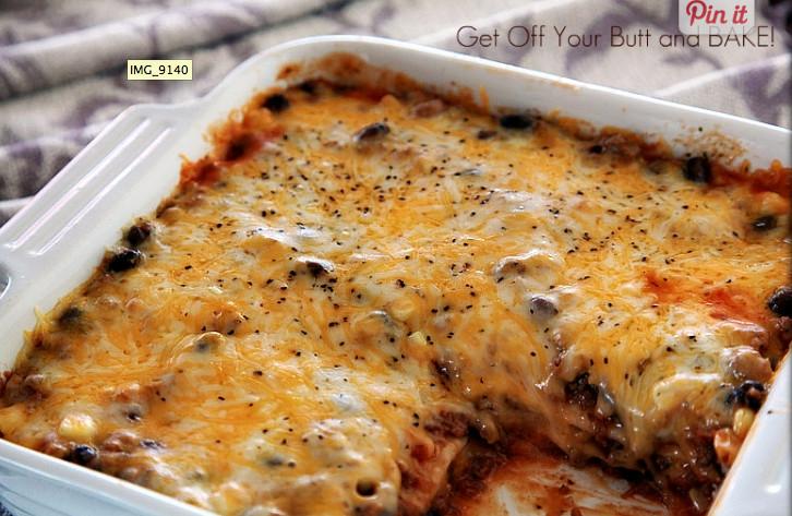 Beef Enchiladas With Corn Tortillas  Tried & True Recipes Cheesy Enchilada Casserole