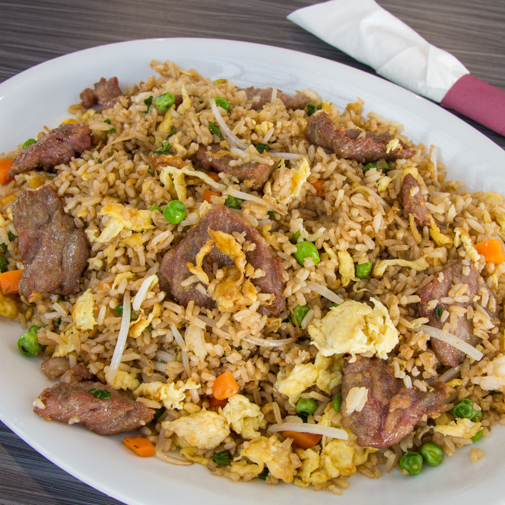 Beef Fried Rice  Beef Fried Rice FuBelly Houston Chinese and Vietnamese Food