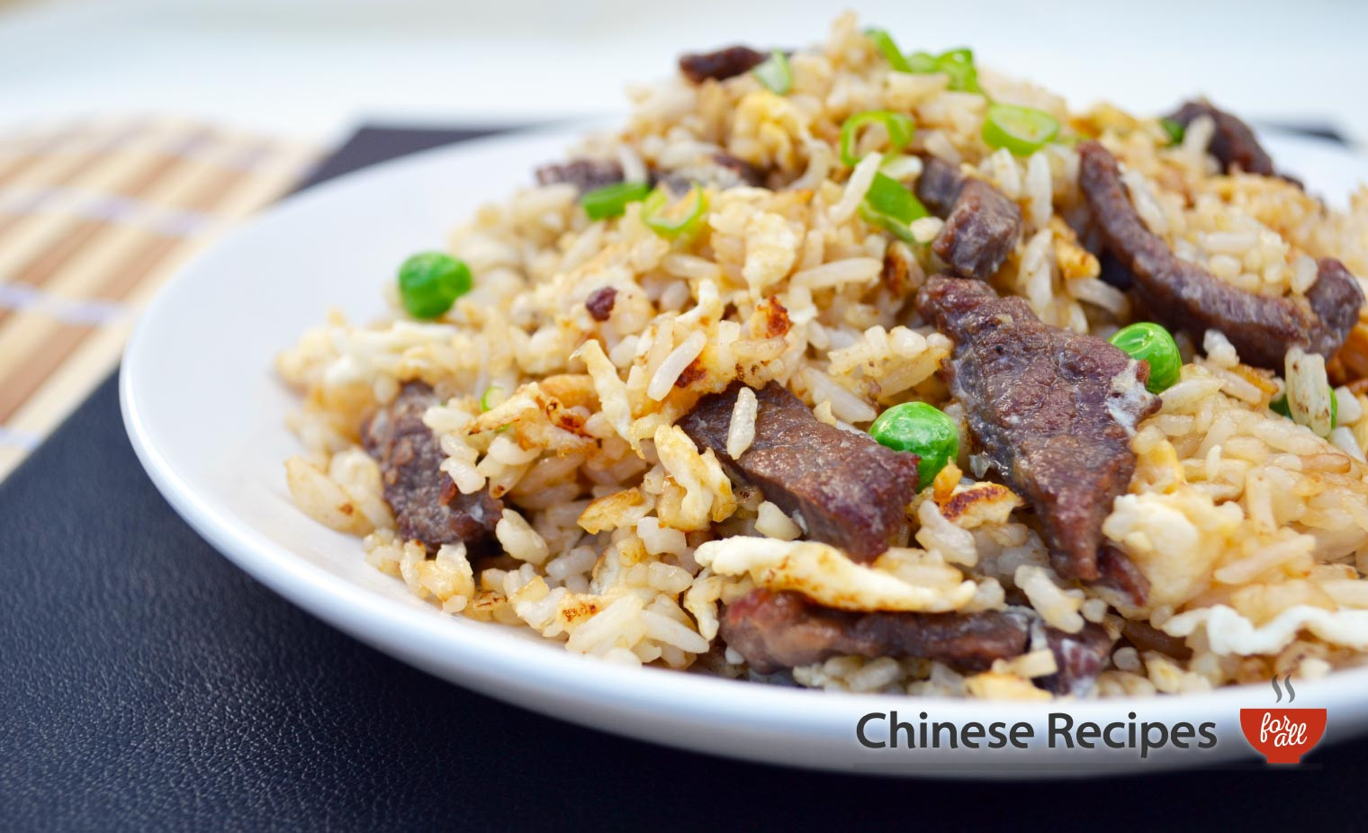 Beef Fried Rice  Beef Fried Rice Chinese Recipes For All