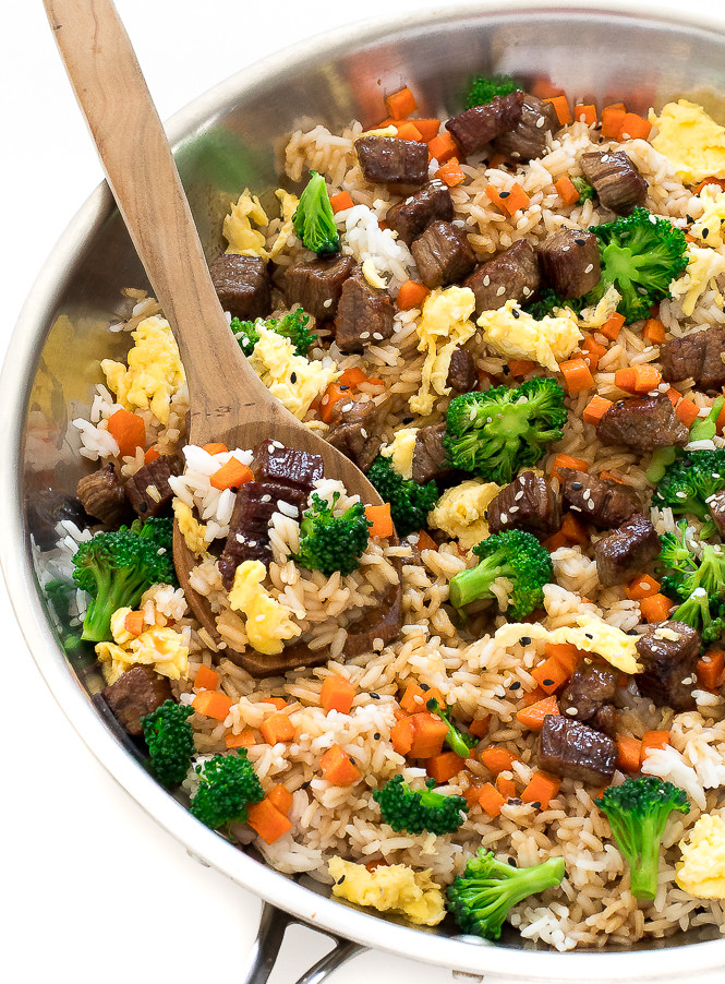 Beef Fried Rice  Easy Beef Fried Rice Chef Savvy