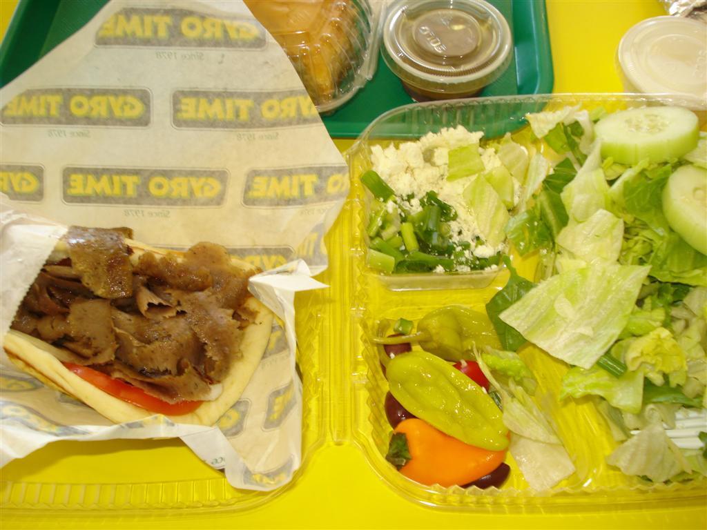 Beef It'S What'S For Dinner  GYRO TIME — Eating Las VegasEating Las Vegas