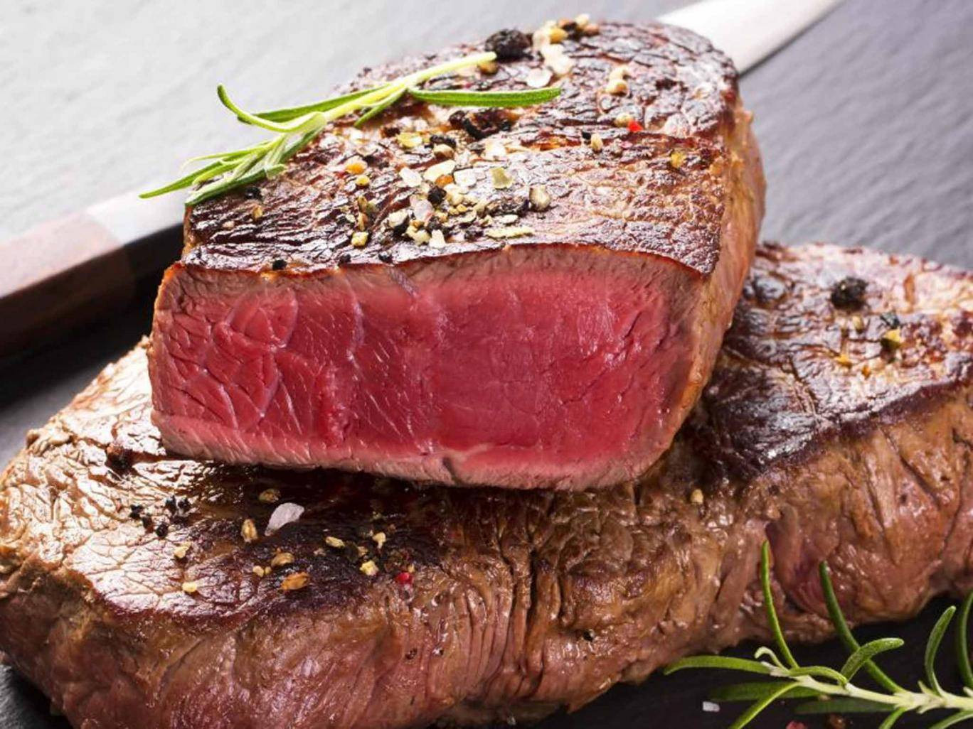Beef It'S What'S For Dinner  The best steak in the world What is it about steak that