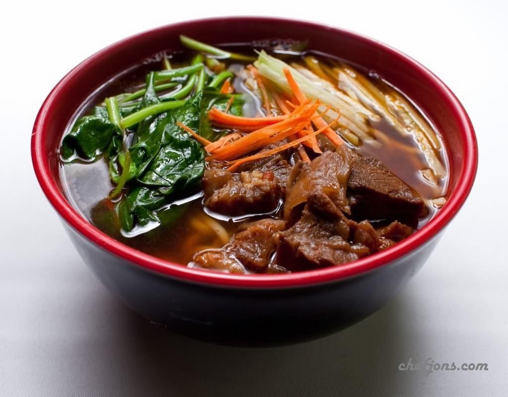 Beef Noodle Soup  Favorite Main Dish Braised Beef Noodle Soup