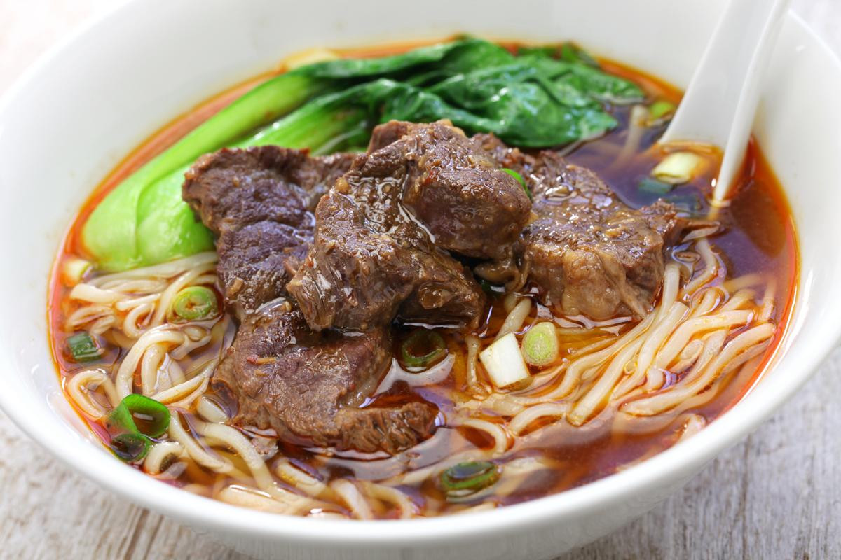 Beef Noodle Soup  The Uniquely Diverse Traditions and Culture of Taiwan