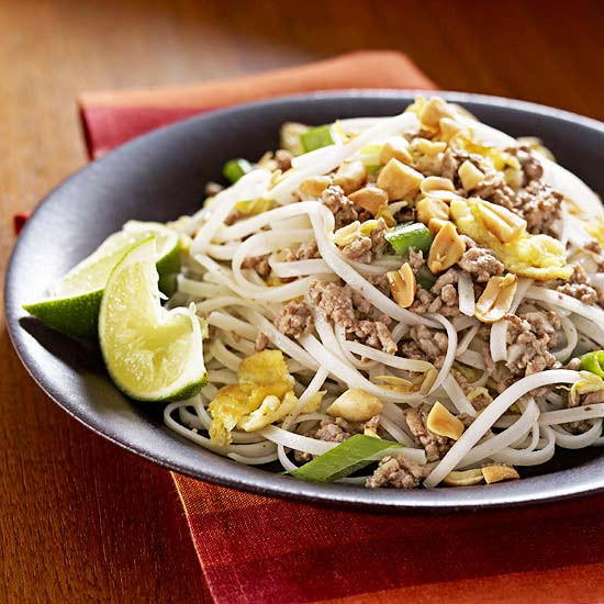 Beef Pad Thai  Pad Thai with Beef
