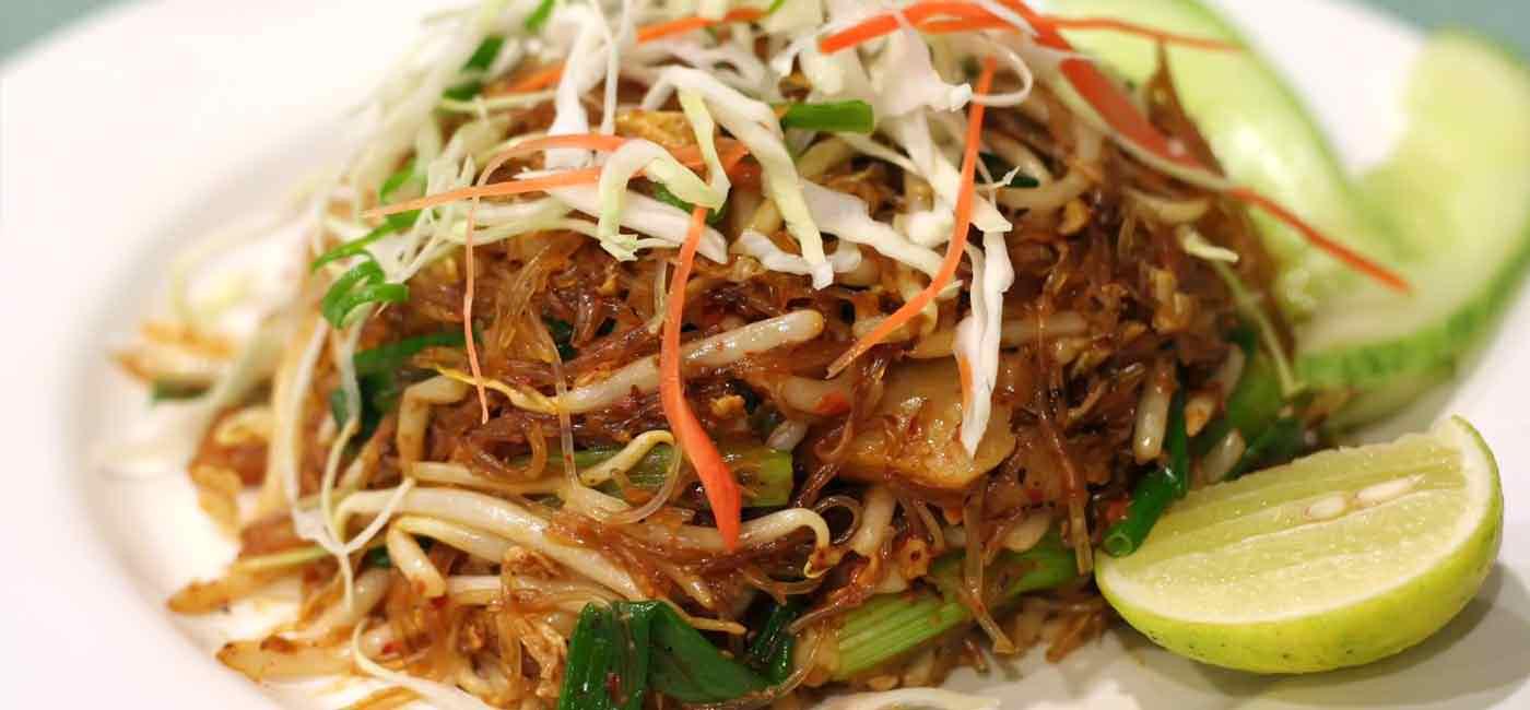 Beef Pad Thai  Beef Pad Thai