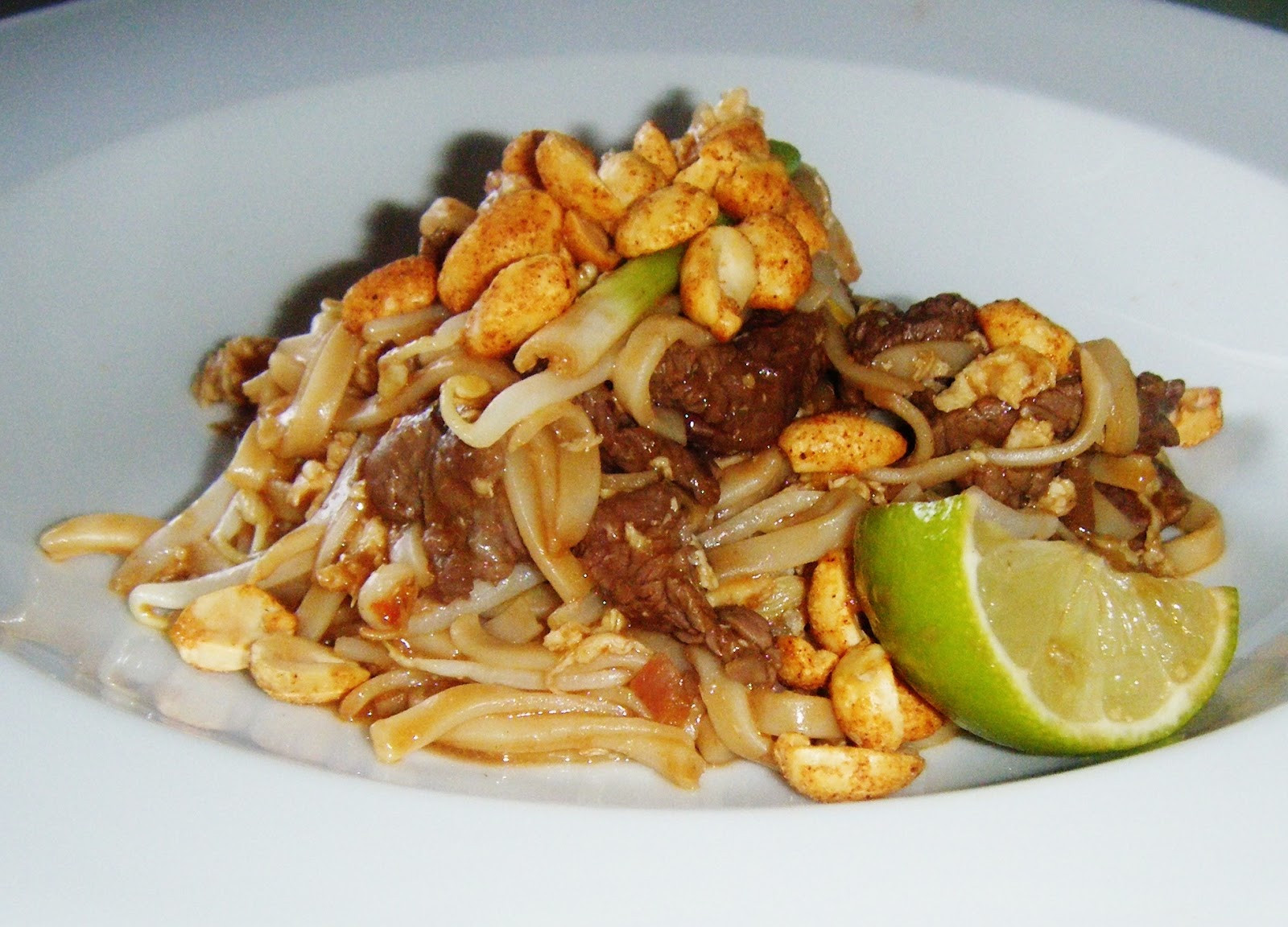 Beef Pad Thai  the Best Recipes Beef Pad Thai