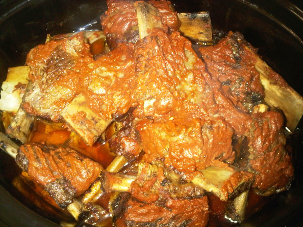 Beef Ribs Crock Pot  Crockpot Beef Short Ribs