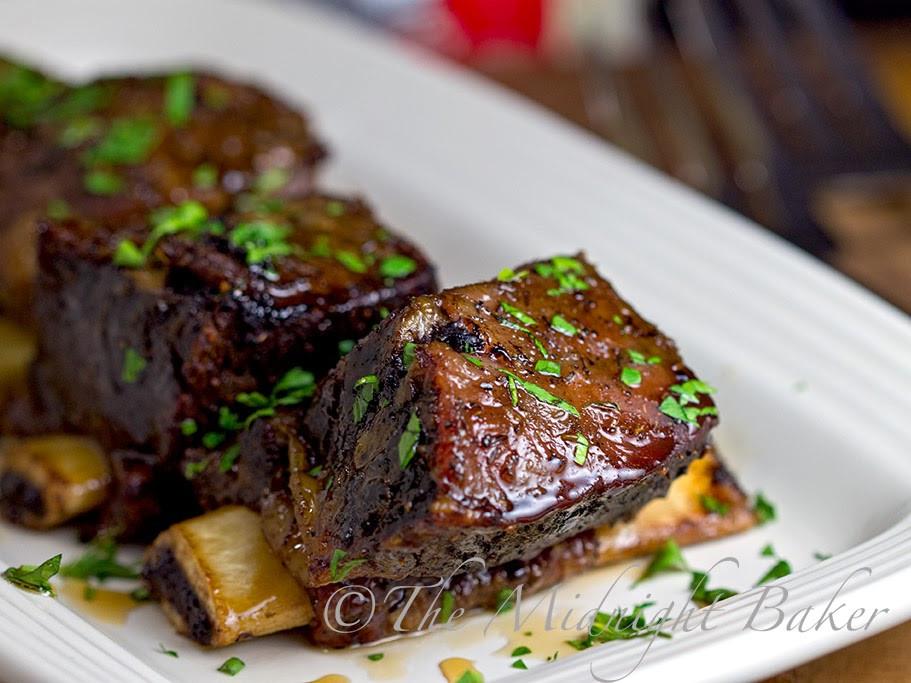 Beef Ribs Recipe Slow Cooker  beef short ribs slow cooker