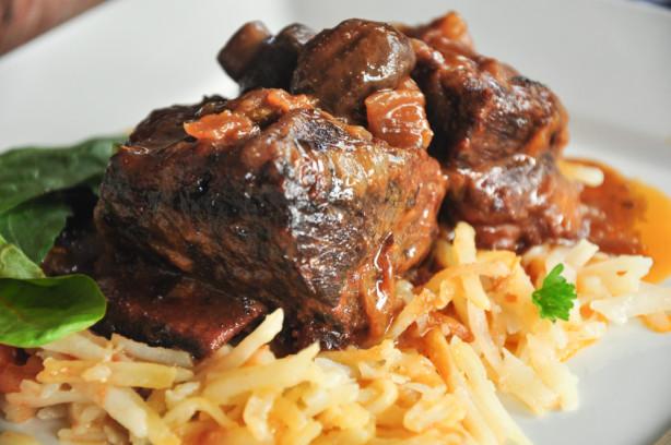 Beef Ribs Recipe Slow Cooker  Slow Cooker Beef Short Ribs Recipe Food