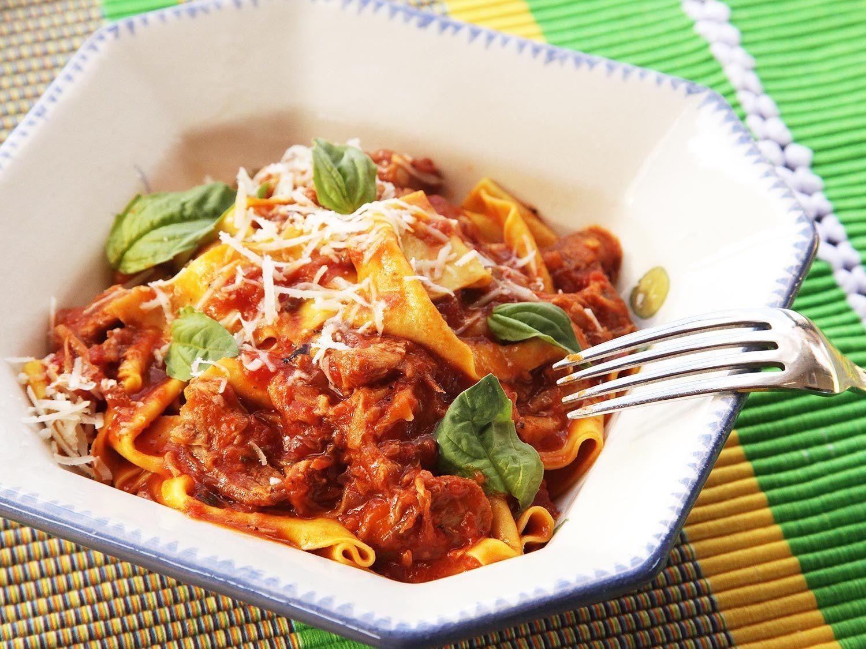 Beef Sausage Recipes  Meet Ragù Napoletano Neapolitan Style Italian Meat Sauce