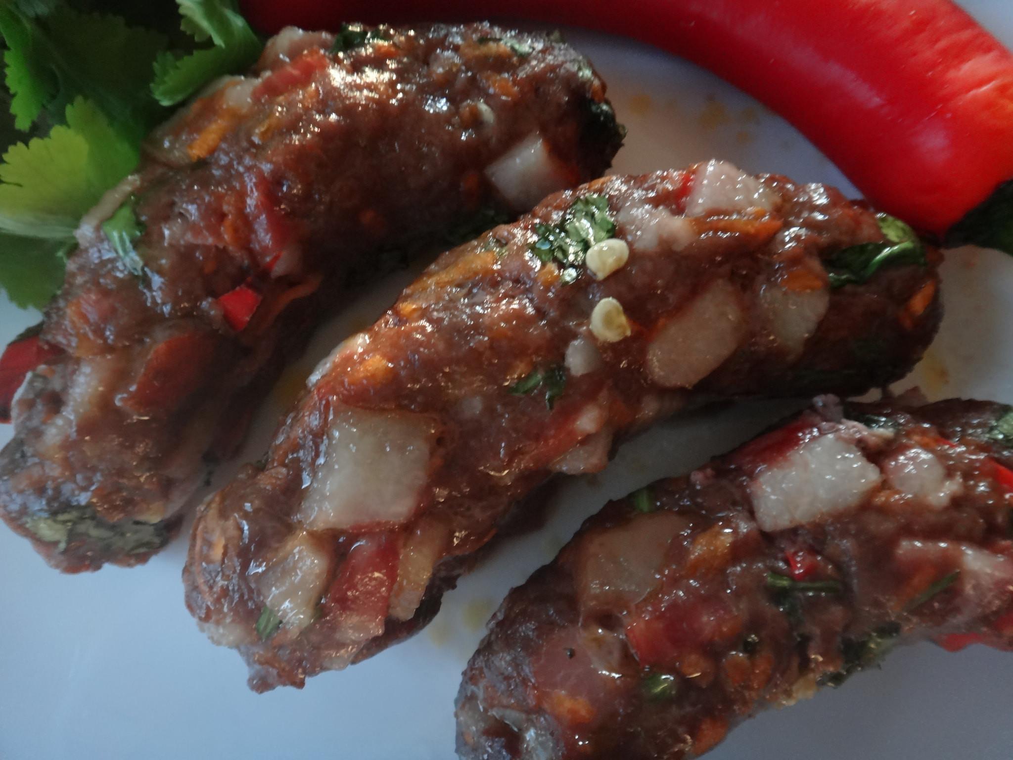 Beef Sausage Recipes  CHILLI CORIANDER SWEET POTATO BIOHACKERS BEEF SAUSAGE