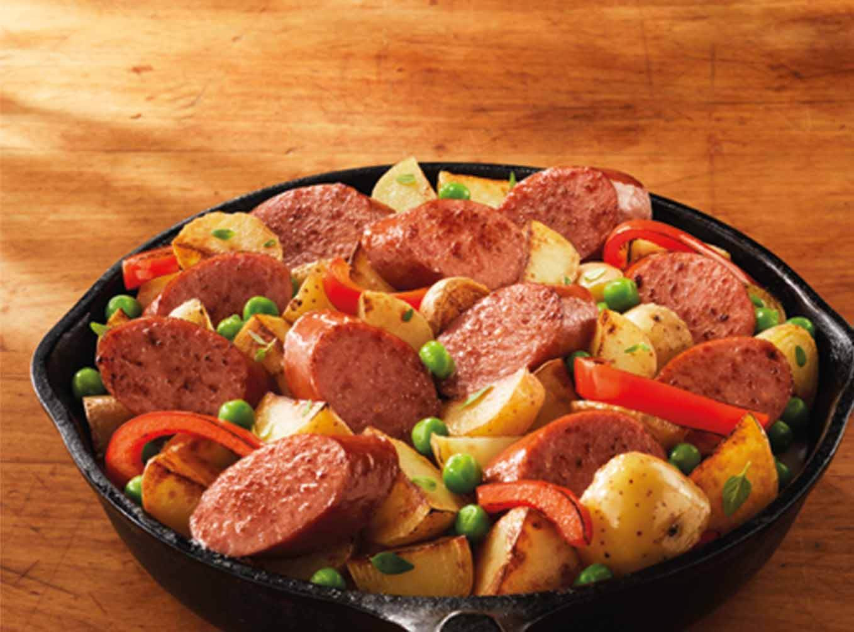 Beef Sausage Recipes  Smoked Sausage Recipes Potatoes