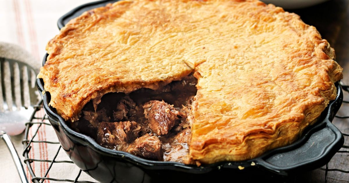 Beef Shepherd'S Pie  Curried beef pie
