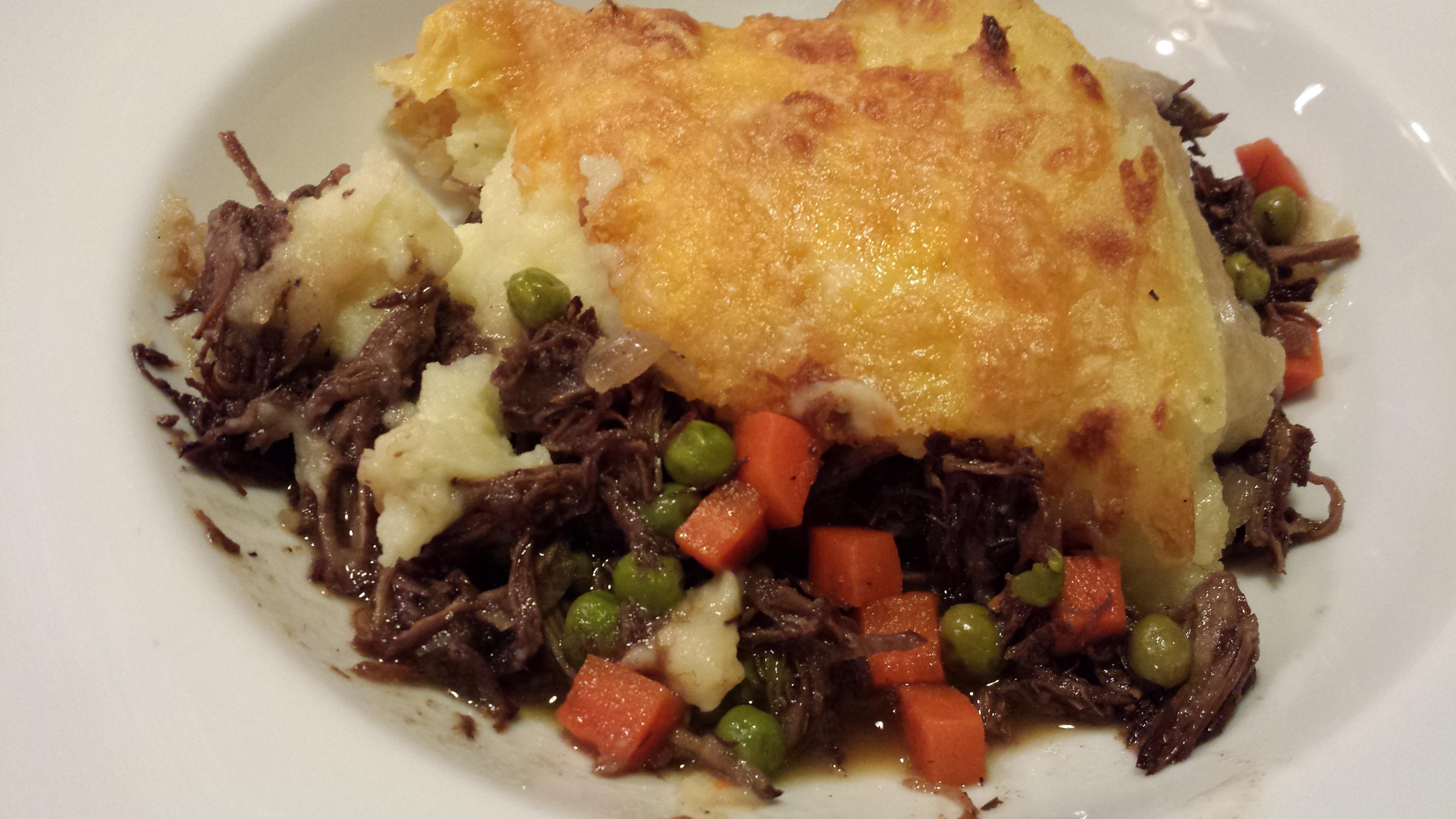 Beef Shepherd'S Pie  Beef Shepherds Pie A Food Lover s Delight