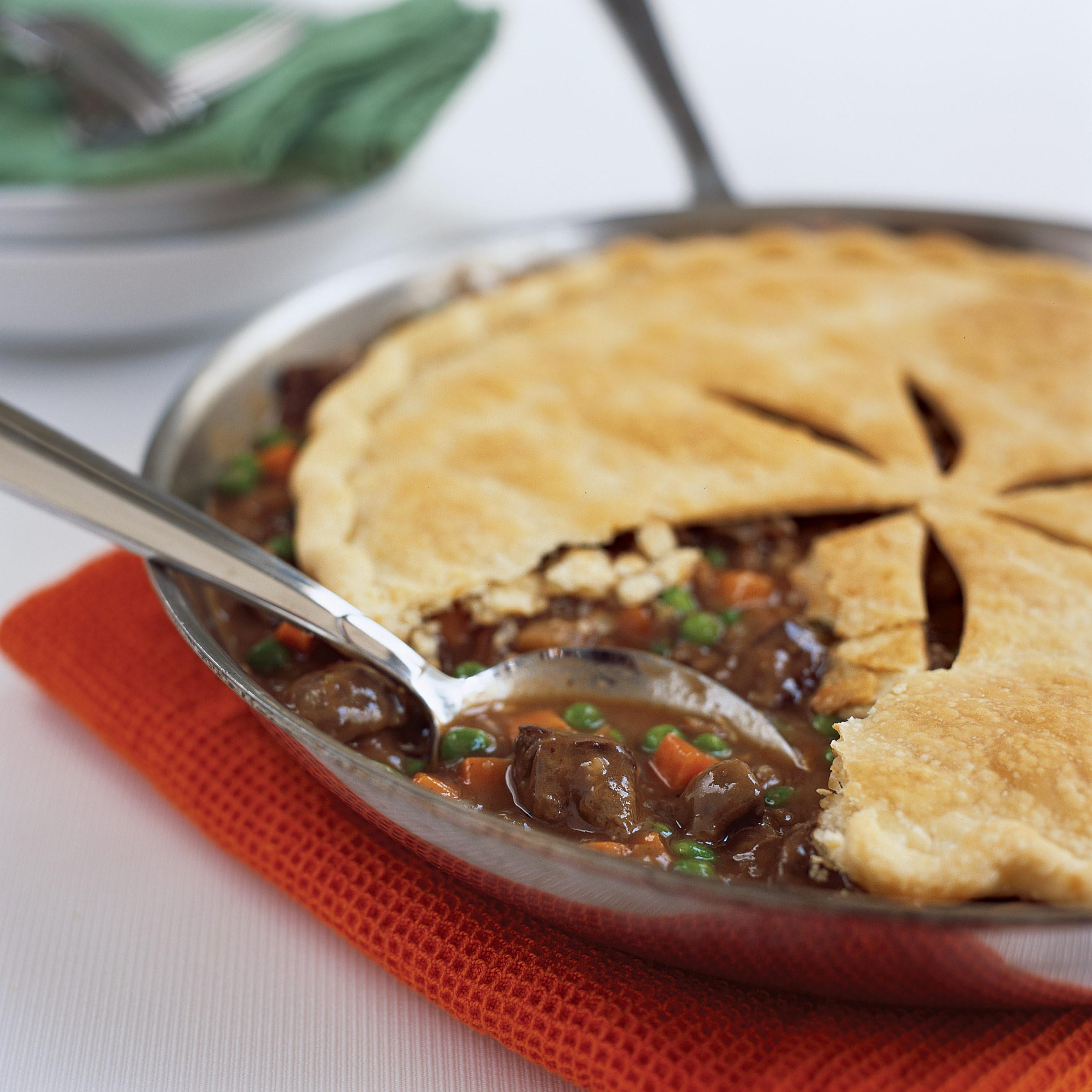 Beef Shepherd'S Pie  Skillet Beef Pot Pie