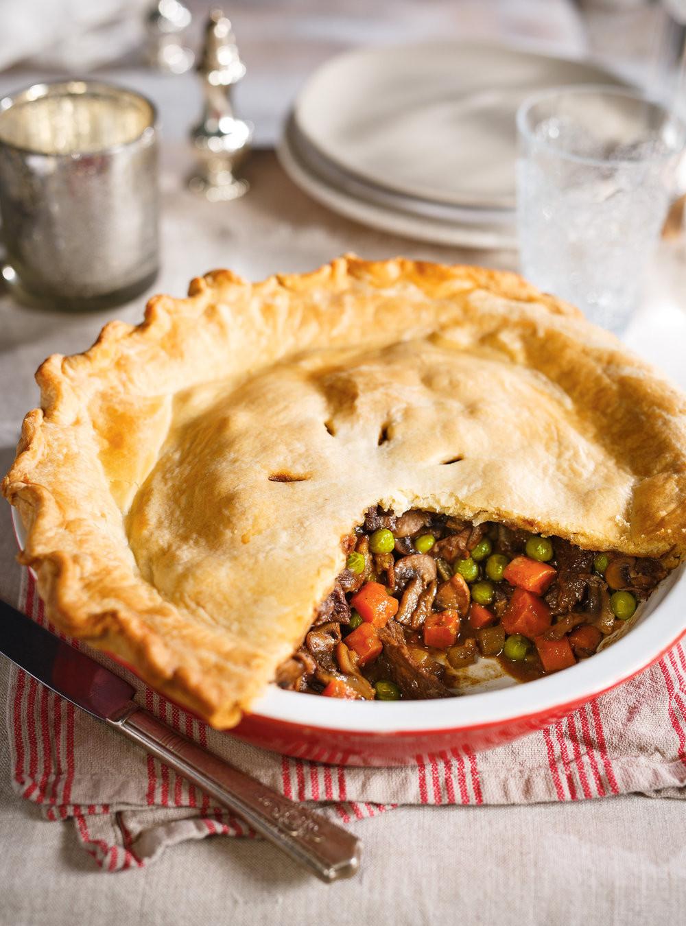 Beef Shepherd'S Pie  Pâté au boeuf braisé