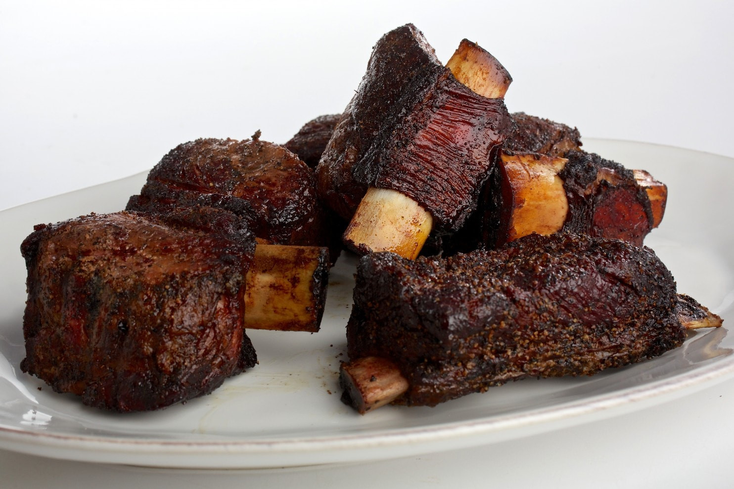 Beef Short Ribs  Smoked Bone In Beef Short Ribs The Washington Post
