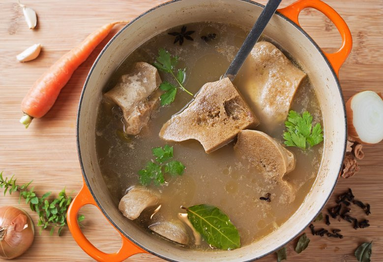 Beef Soup Bones  Bone broth Delicious and nutritious