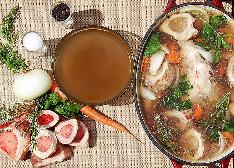 Beef Soup Bones  How To Make Nutritious Beef Bone Broth Paleo & Whole30