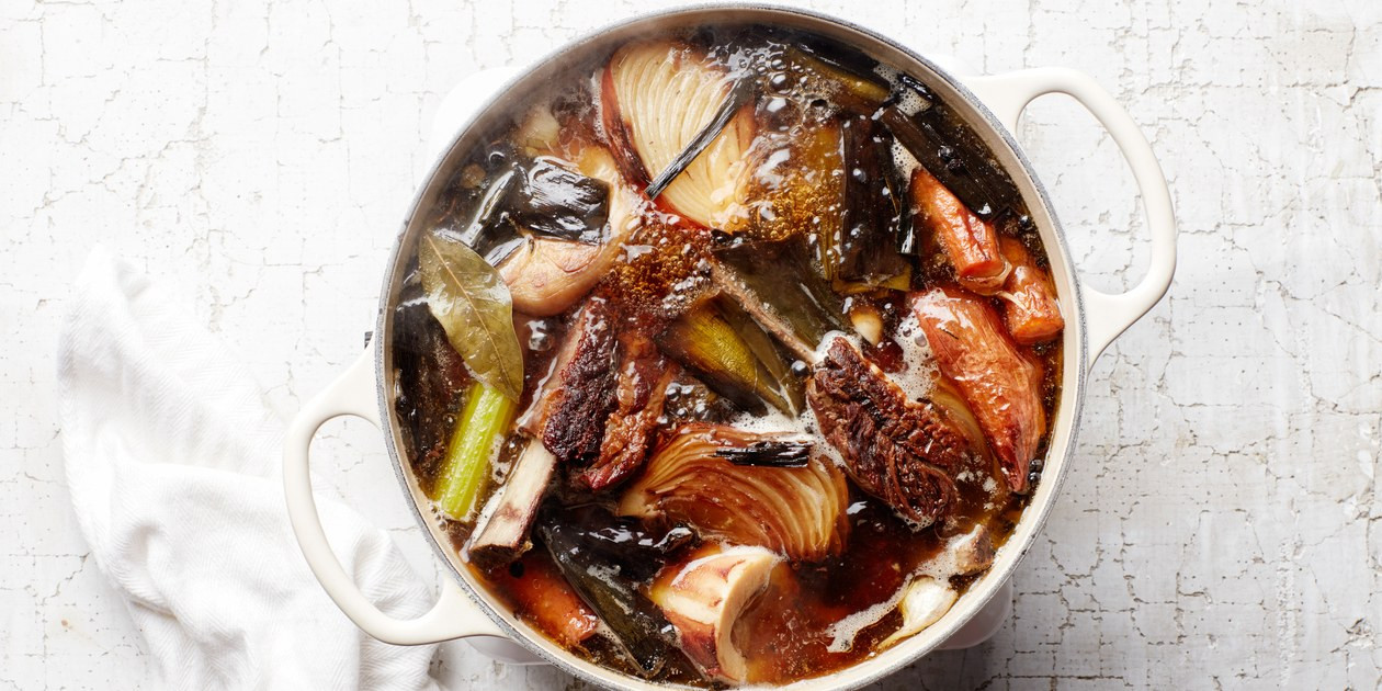 Beef Soup Bones  Beef Bone Broth recipe