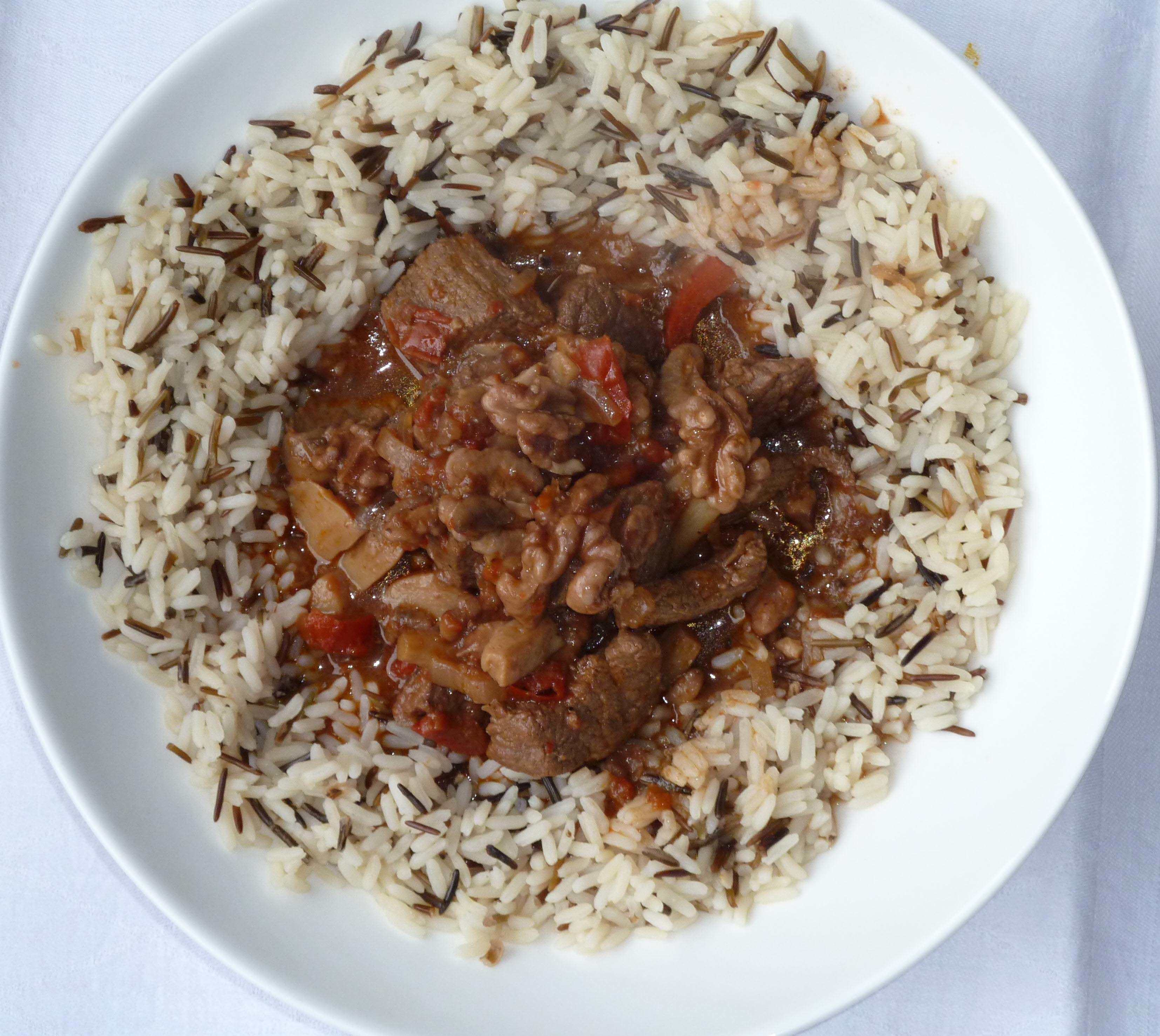 Beef Stew Allrecipes  Beef and walnut stew recipe All recipes UK