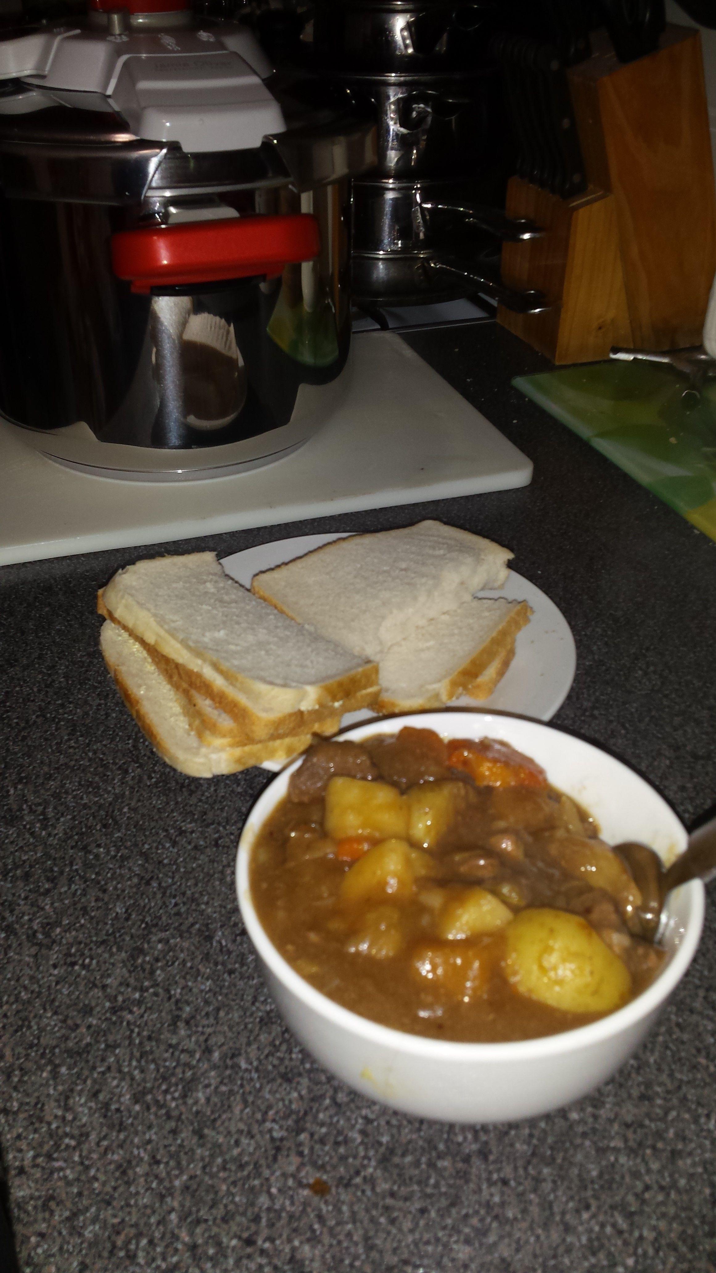 Beef Stew Allrecipes  Pressure cooker beef stew recipe All recipes UK