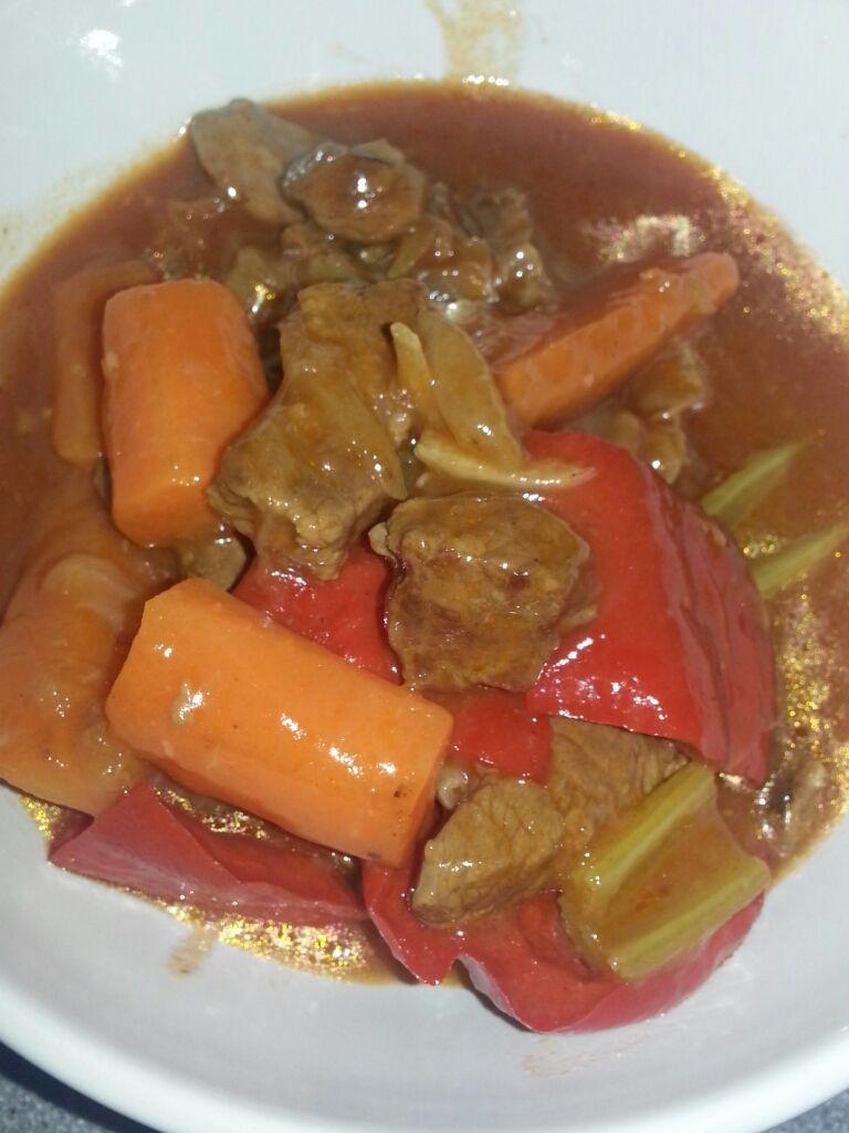 Beef Stew Allrecipes  Honeyed Beef Stew recipe All recipes UK