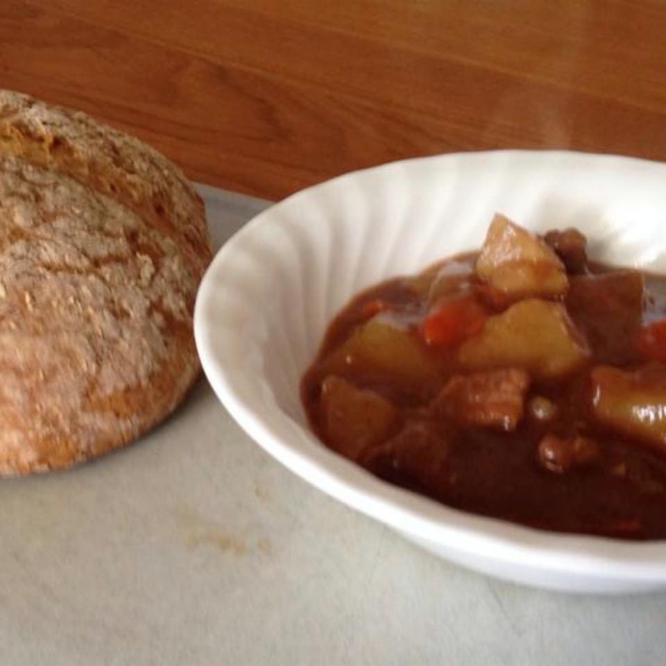 Beef Stew Allrecipes  Slow cooker Irish beef stew recipe All recipes UK