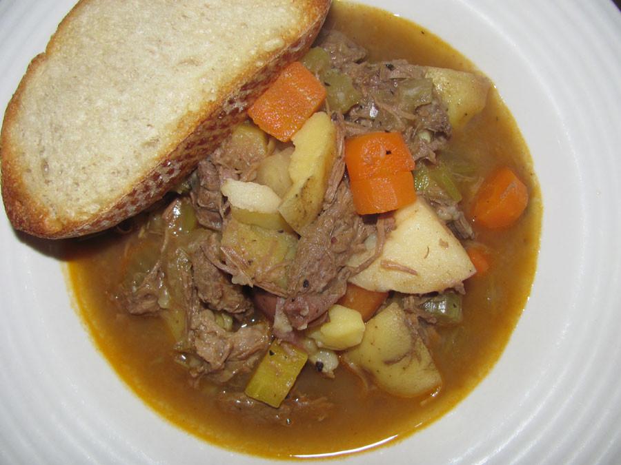 Beef Stew Calories  Hearty Beef Stew Slender Kitchen
