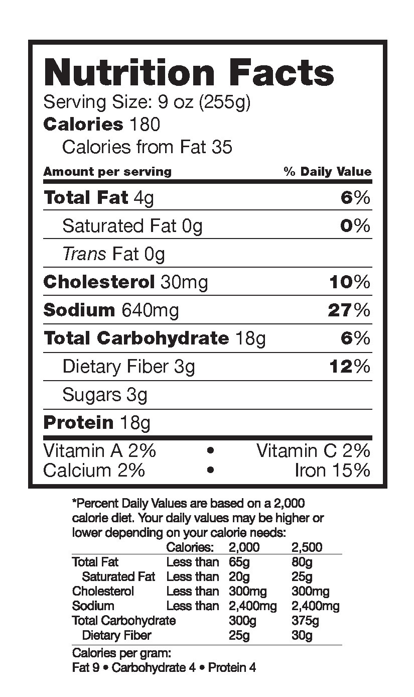 Beef Stew Calories  Nutrition Facts Beef Stew Nutrition Ftempo