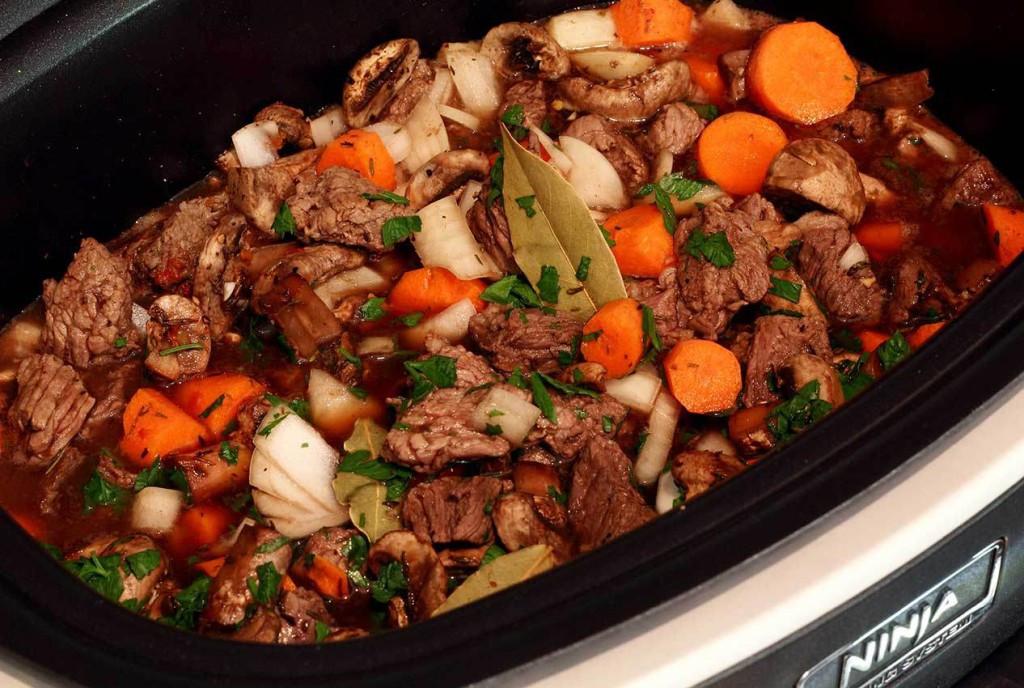 Beef Stew Crock Pot Recipes  healthy crockpot beef stew