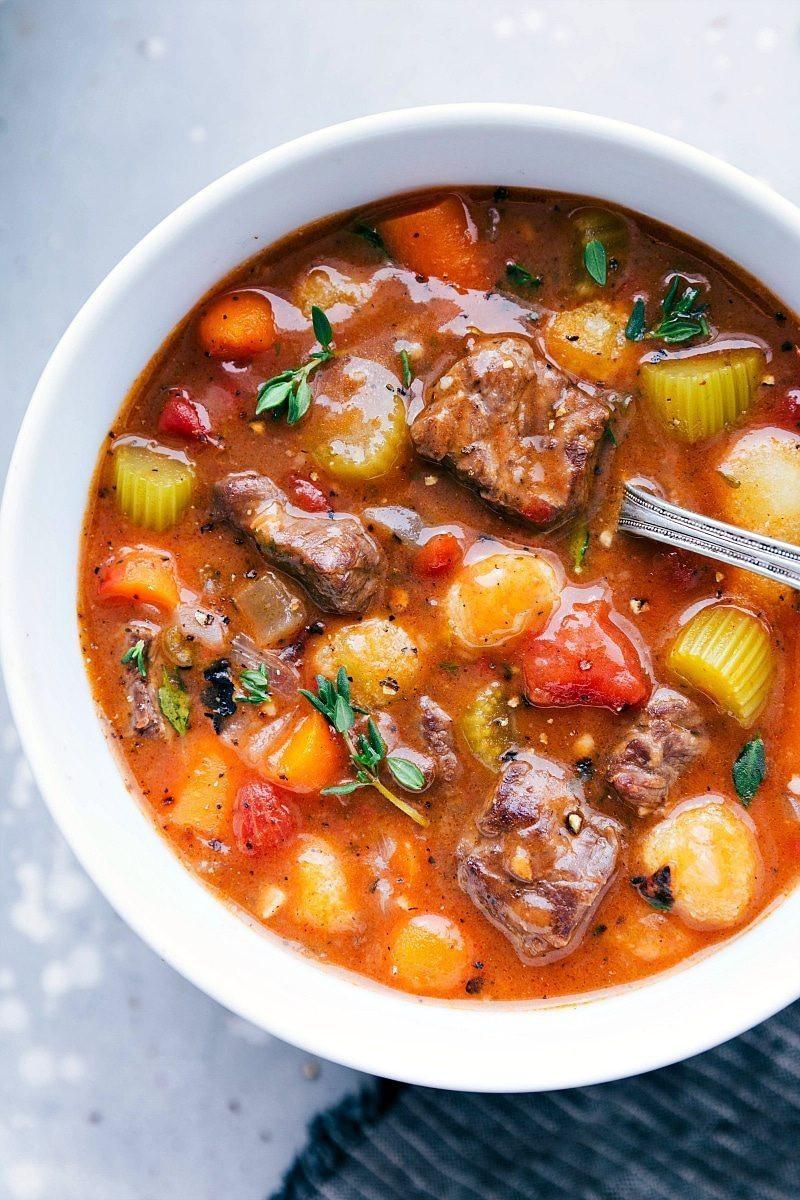 Beef Stew In Crockpot  Crockpot Beef and Gnocchi Stew