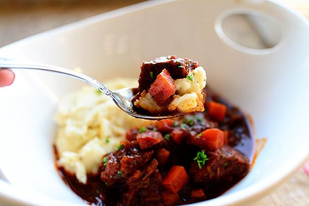 Beef Stew Pioneer Woman  Sunday Night Stew
