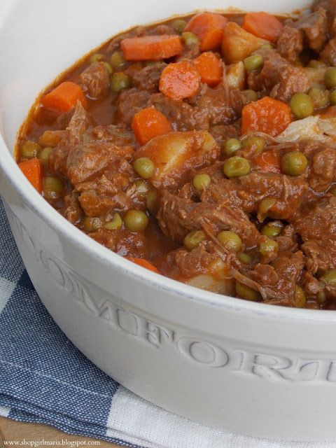 Beef Stew Pioneer Woman  HEARTY BEEF STEW Adapted from The Pioneer Woman Serves