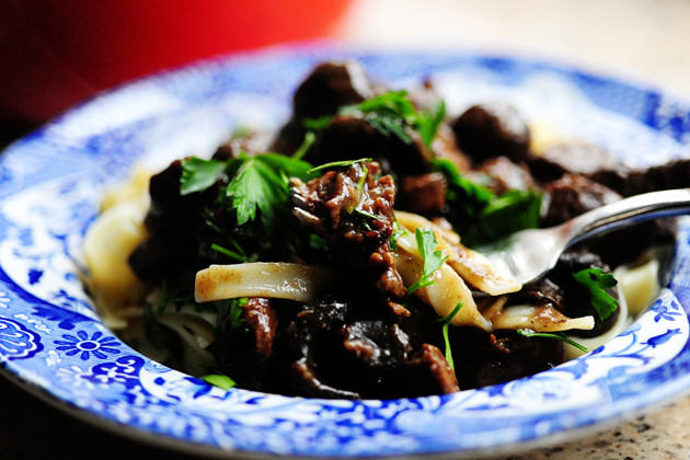Beef Stew Pioneer Woman  Beef Stew with Mushrooms