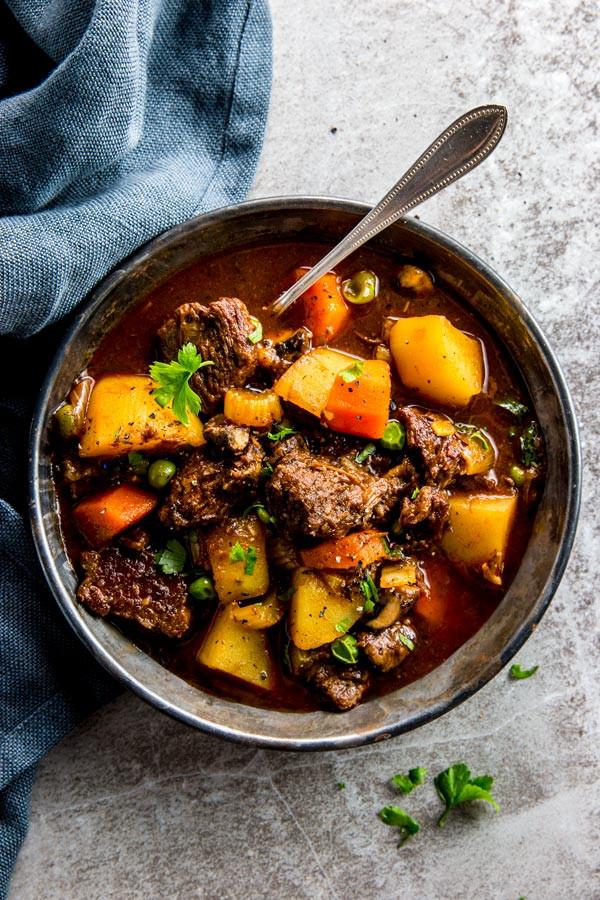 Beef Stew Recipes Crock Pot  Crock Pot Beef Stew Recipe