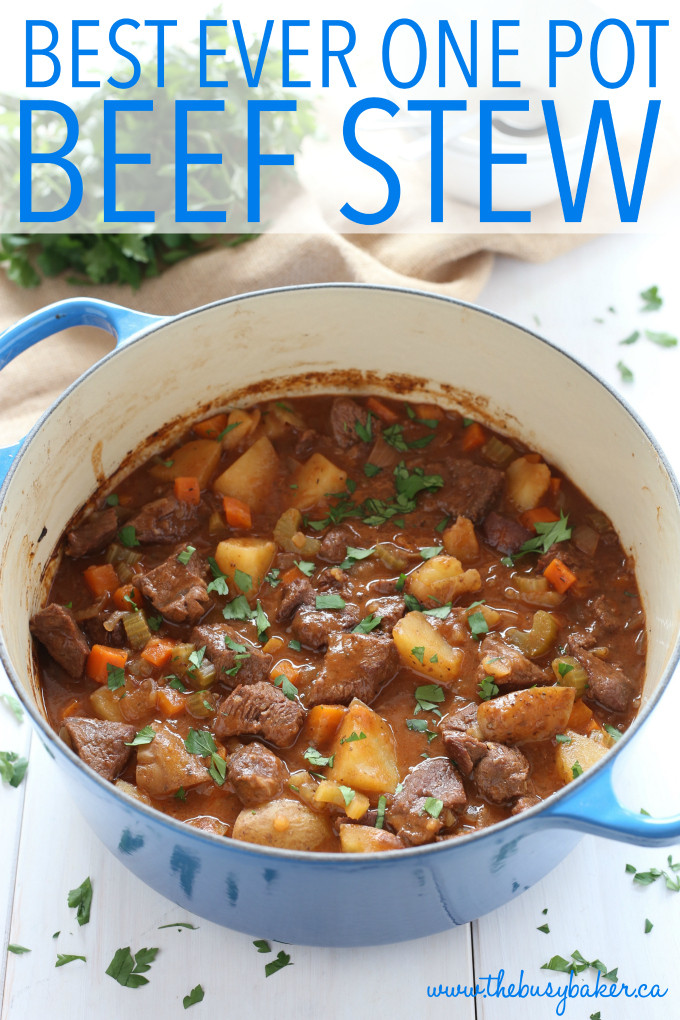 Beef Stew Stove Top  quick beef stew stove top