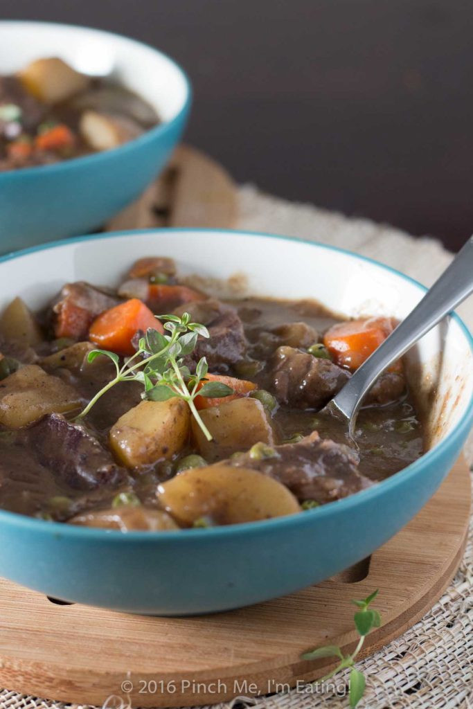 Beef Stew Stove Top  Easy Stove Top Beef Stew with Red Wine